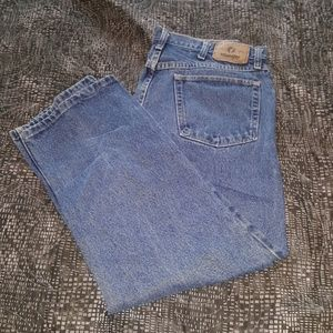 Wrangler 34x29 relaxed fit mens jeans